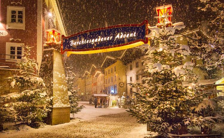 Berchtesgadener Advent Christkindlmarkt