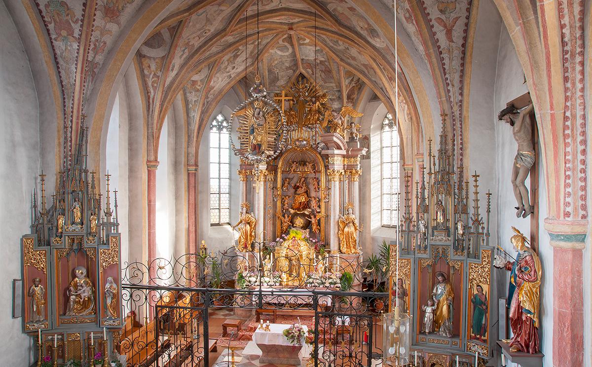 Pfarrkirche Mariae Himmelfahrt Weildorf 10