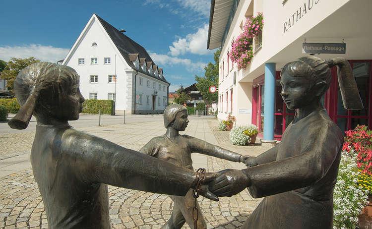 Tourismus Buero Teisendorf