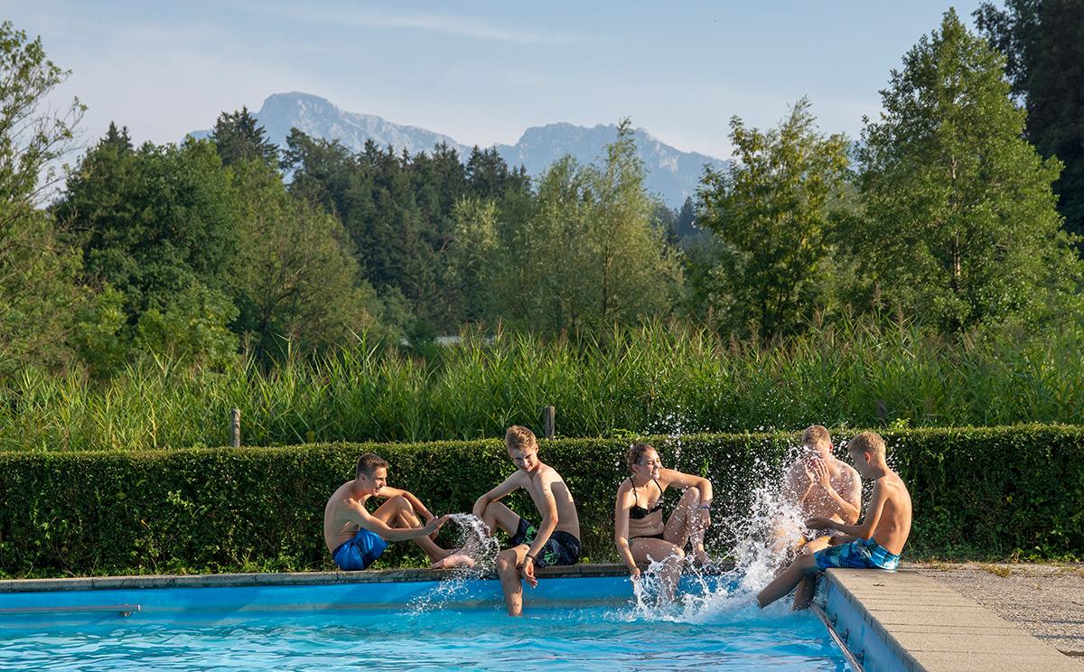 Waldschwimmbad Teisendorf 11