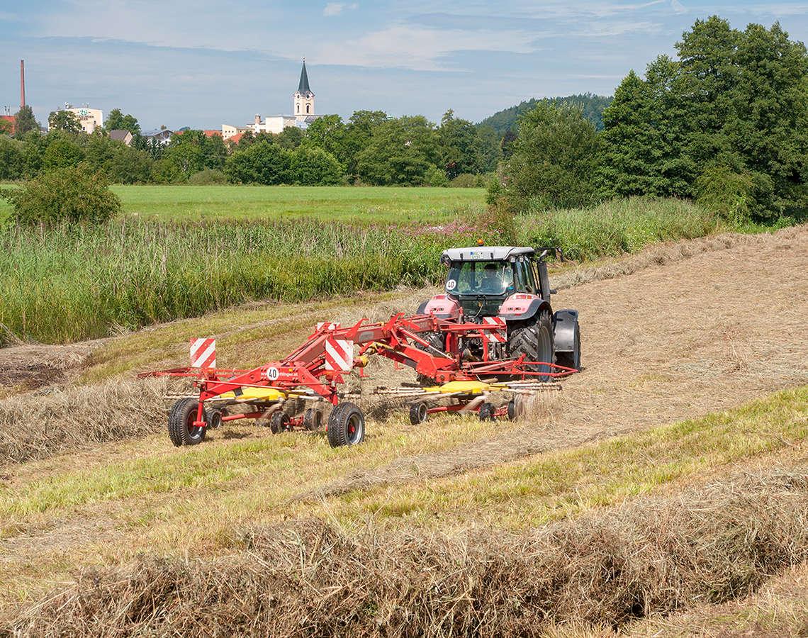 Bauernhof Landwirtschaft Teisendorf