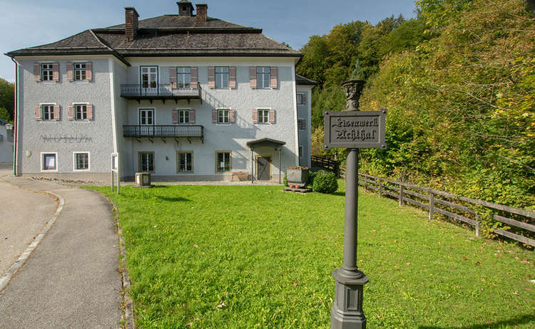 Bergbau Museum Achthal Teisendorf