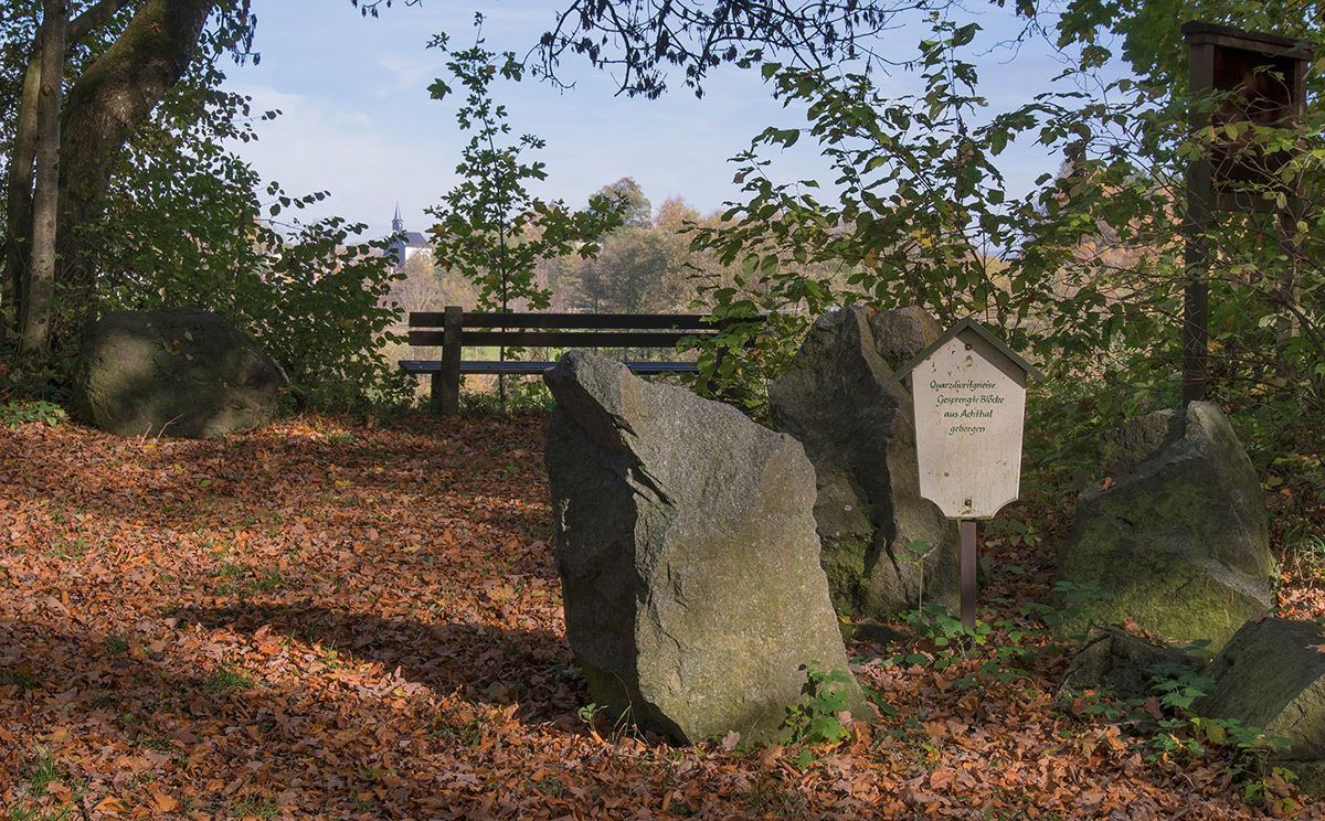 Geopark Teisendorf 1