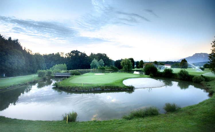 Golfplatz Weng Berchtesgadener Land