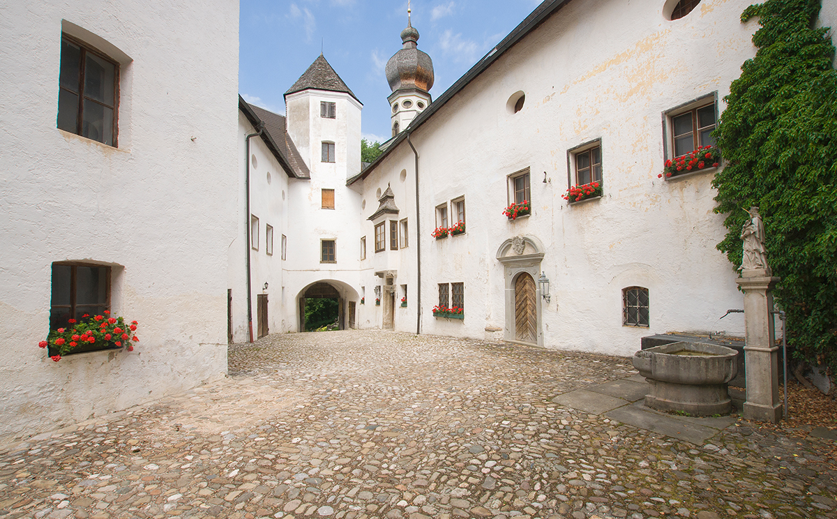 Kloster Hoeglwoerth 11