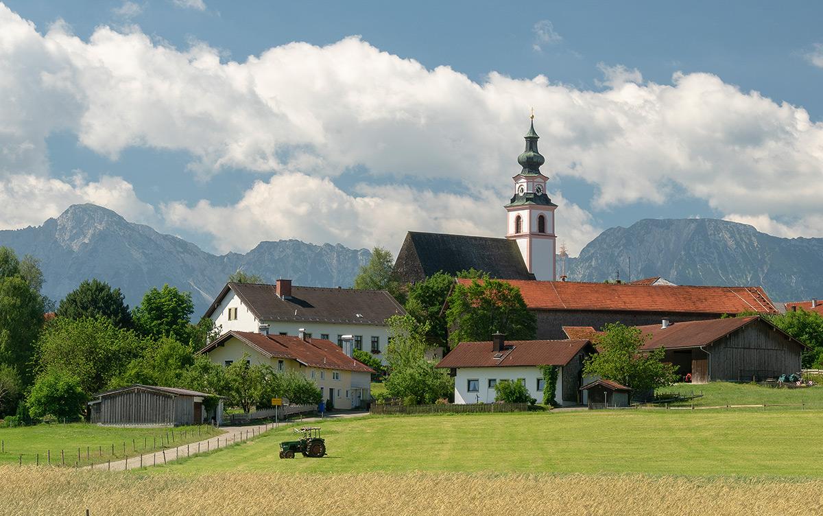 Pfarrkirche Mariae Himmelfahrt Weildorf 6