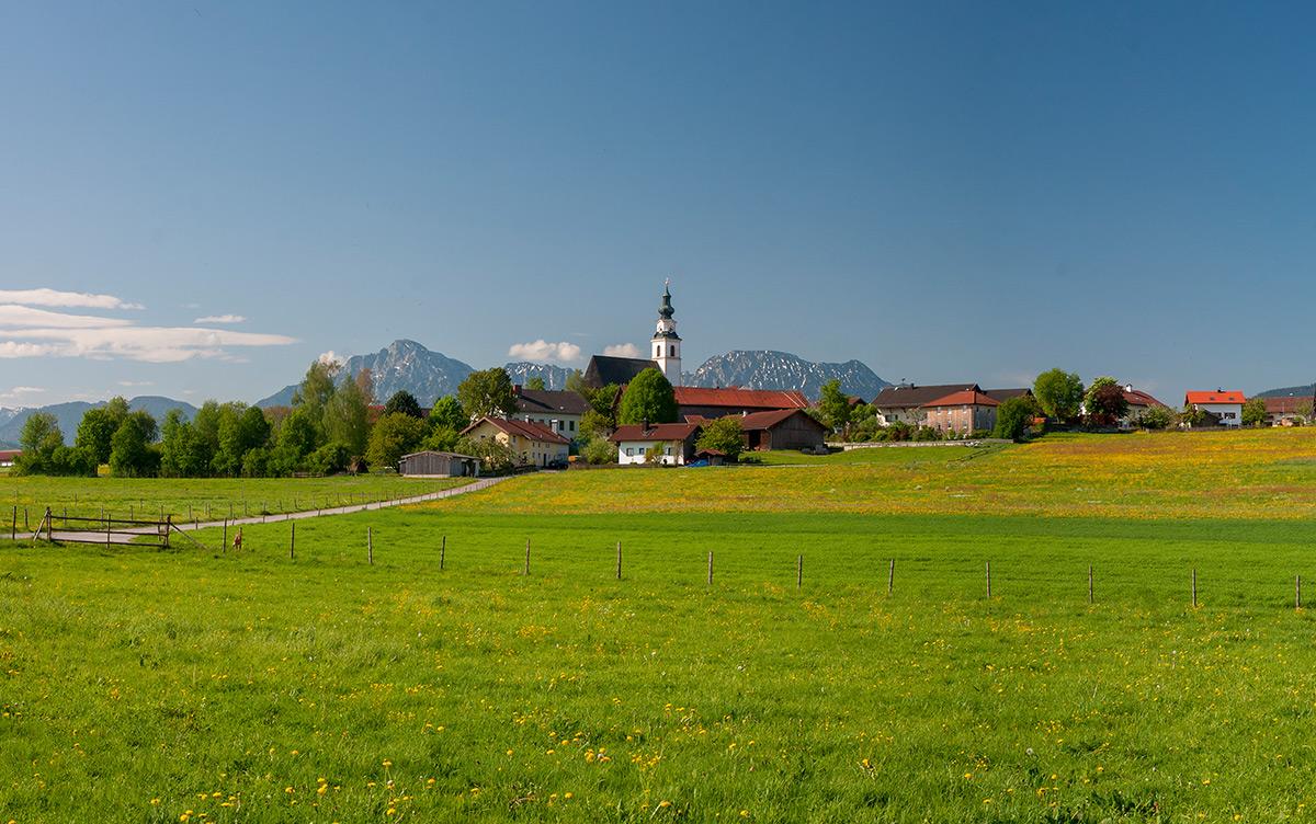 Pfarrkirche Mariae Himmelfahrt Weildorf 7