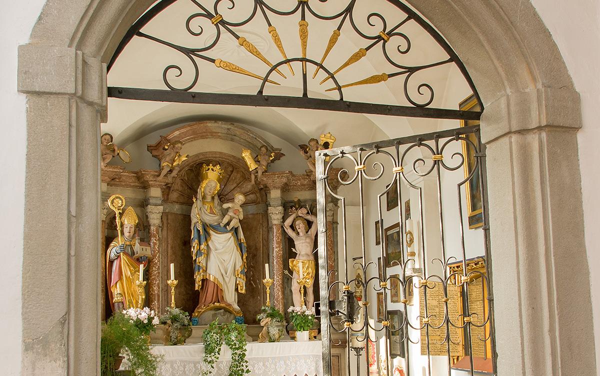 Pfarrkirche Mariae Himmelfahrt Weildorf 8