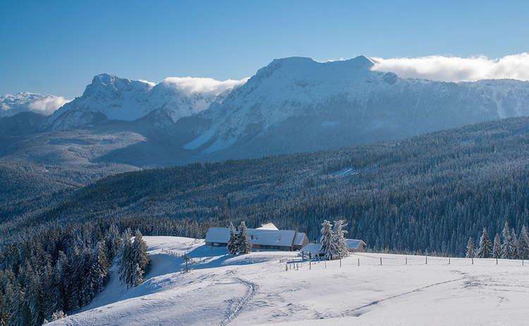 Stoisser Alm Winter