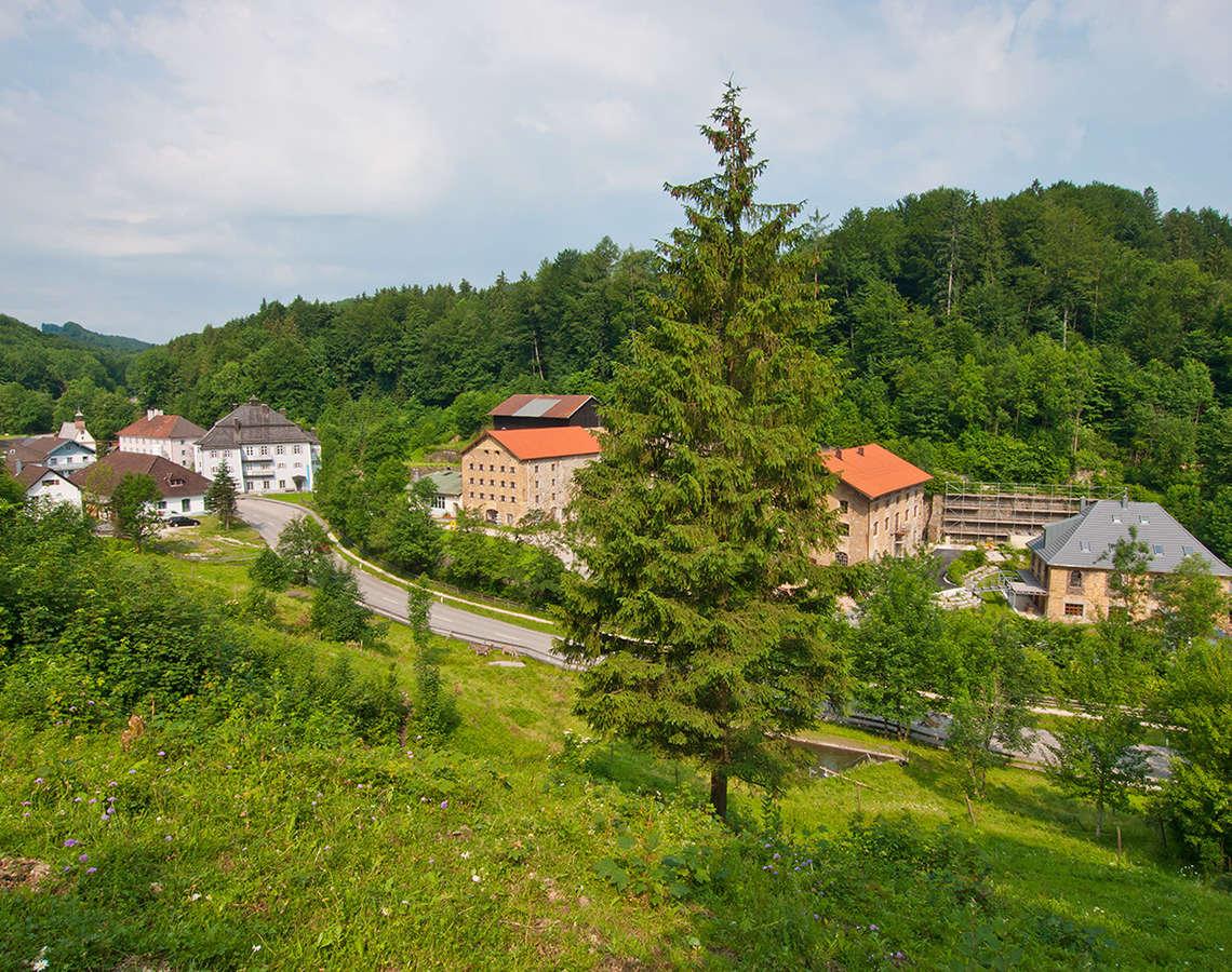 Teisendorf Achthal Bergbaumuseum