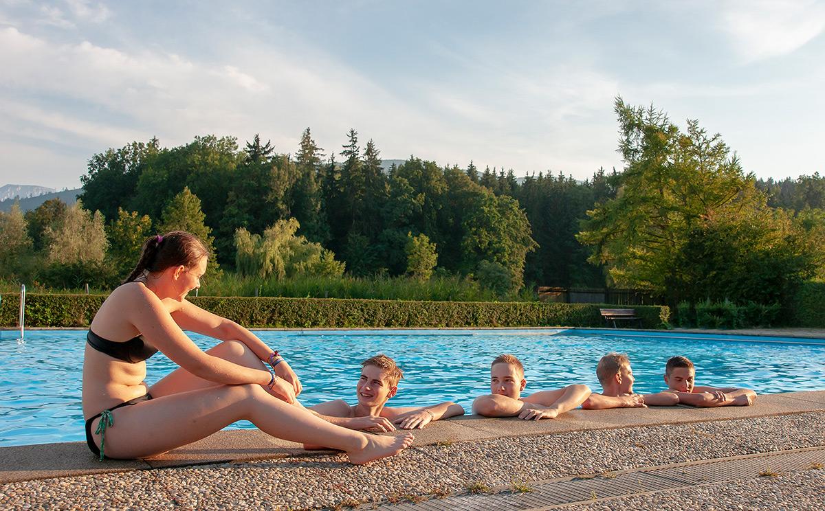 Waldschwimmbad Teisendorf 8