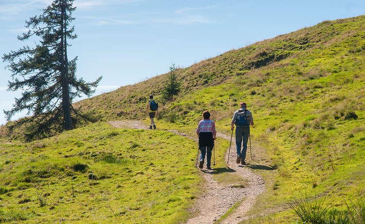 Wandern Teisendorf Urlaub