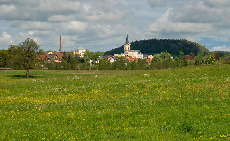 Wandern Um Teisendorf